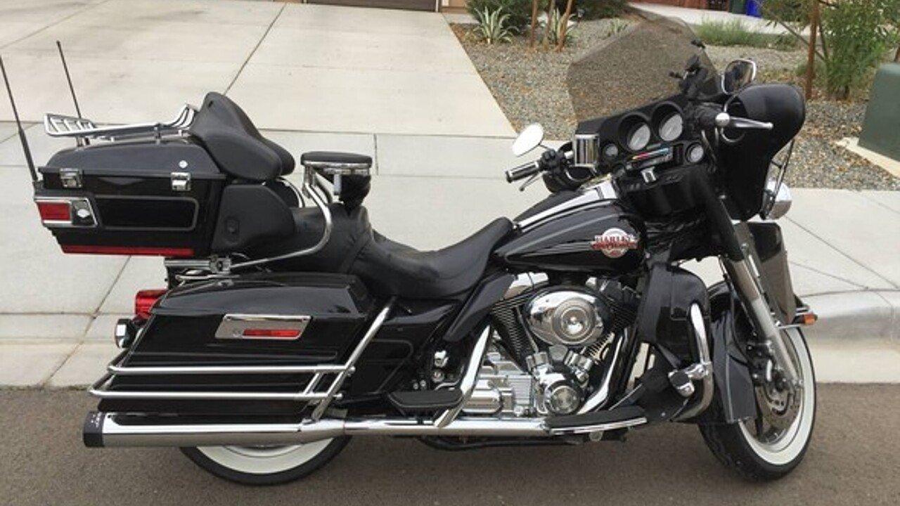 2007 Harley-Davidson Touring for sale 200490155