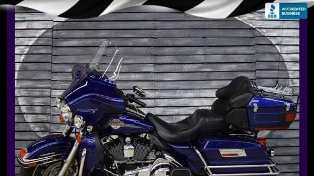 2007 Harley-Davidson Touring for sale 200493190