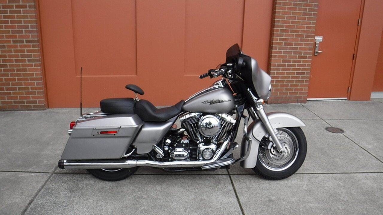 2007 Harley-Davidson Touring for sale 200500834