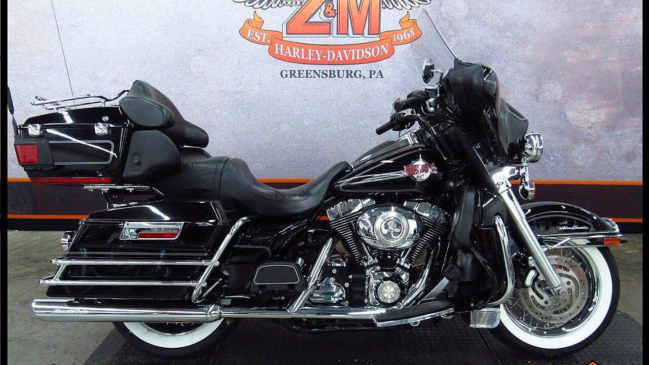 2007 Harley-Davidson Touring for sale 200549232