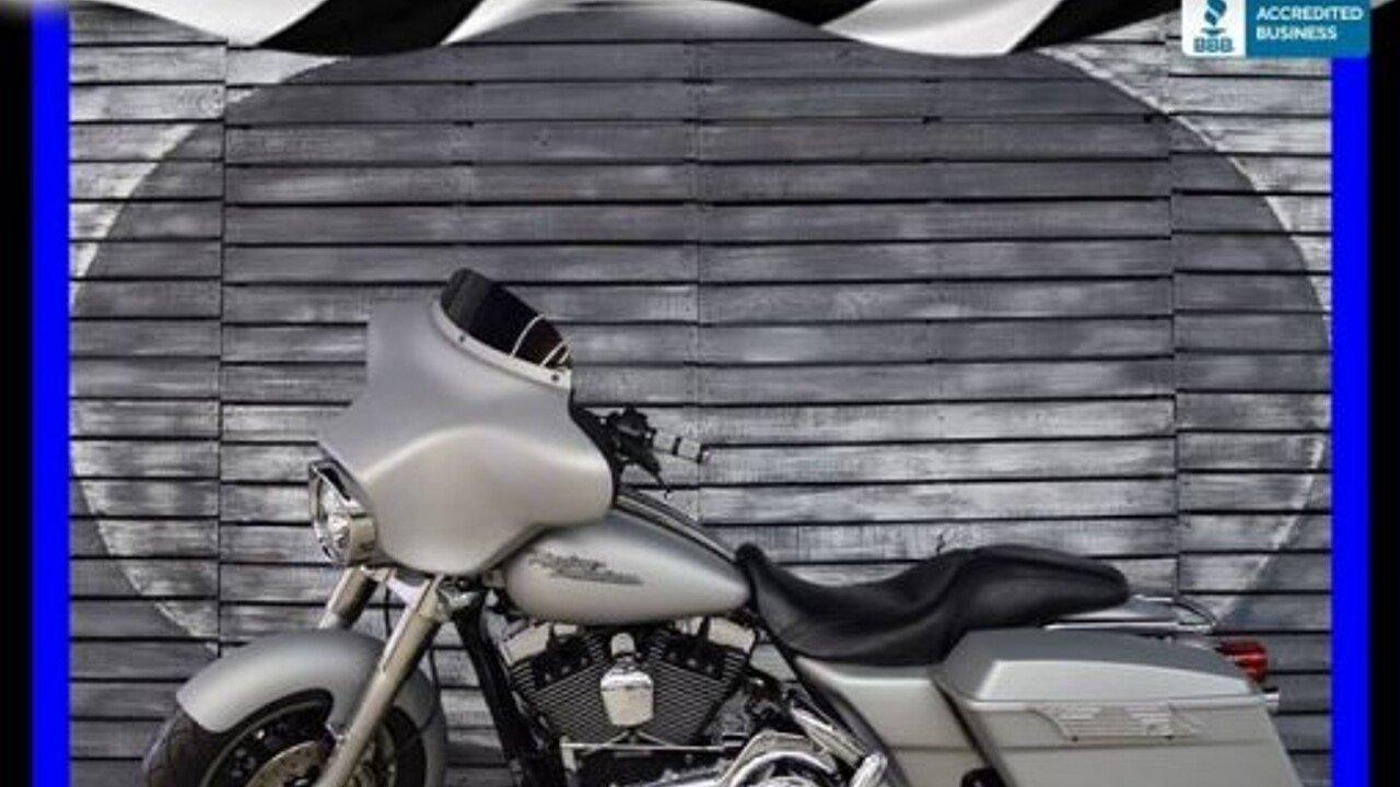 2007 Harley-Davidson Touring for sale 200549710