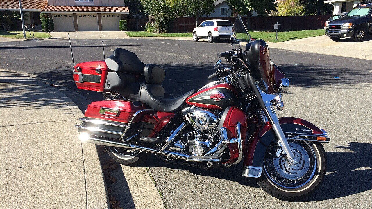 2007 Harley-Davidson Touring for sale 200564483