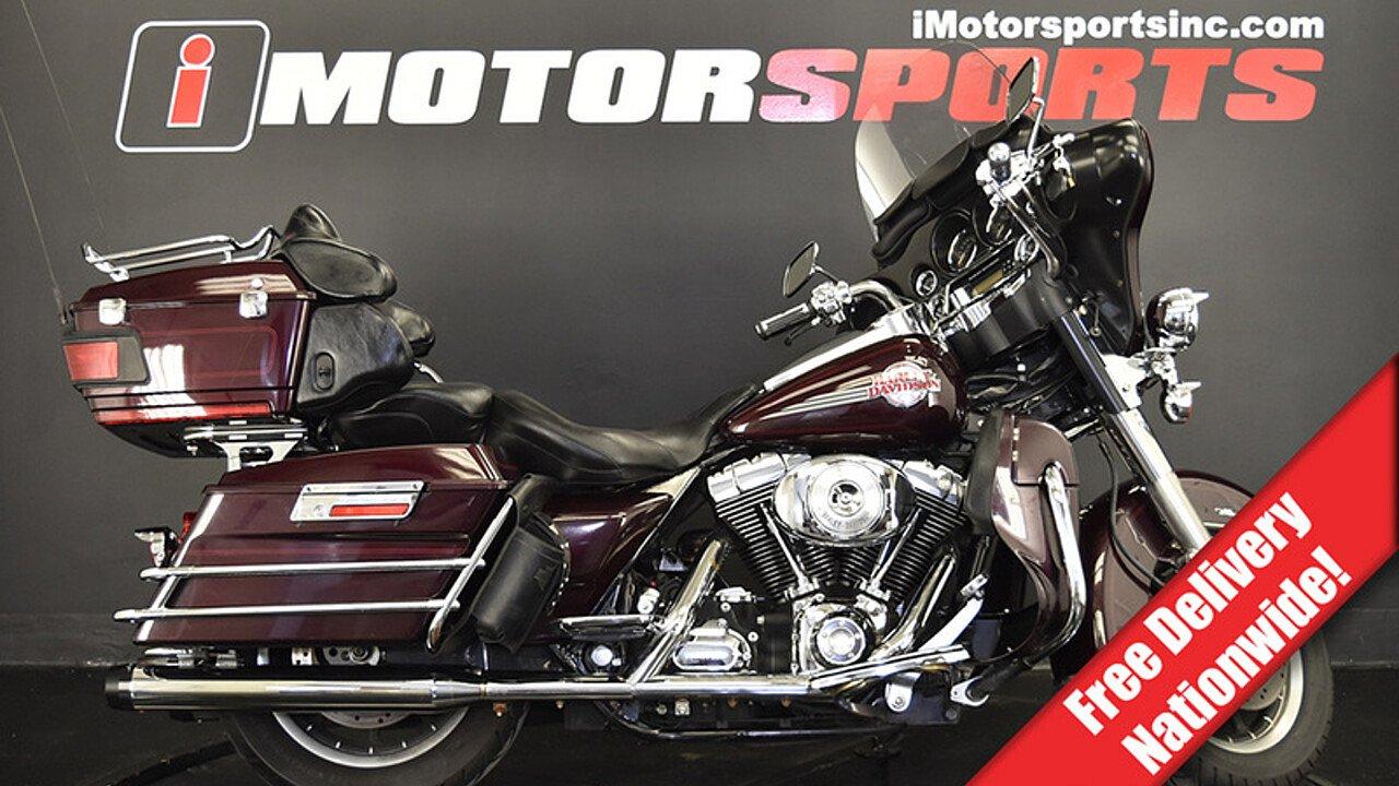 2007 Harley-Davidson Touring for sale 200591439
