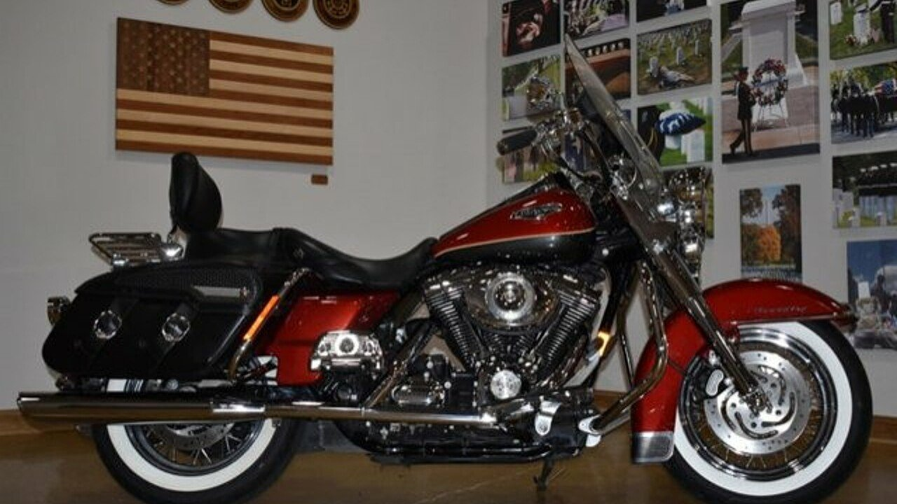 2007 Harley-Davidson Touring Road King Classic for sale 200596602
