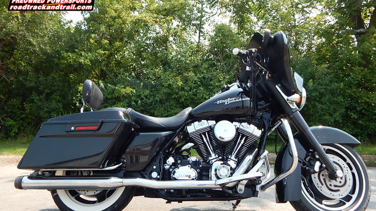 2007 Harley-Davidson Touring for sale 200611874