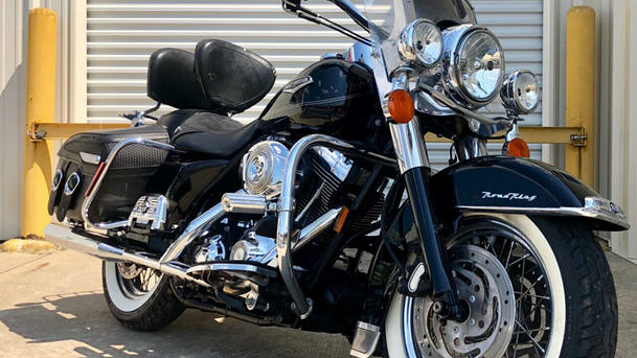 2007 Harley-Davidson Touring Road King Classic for sale 200620588
