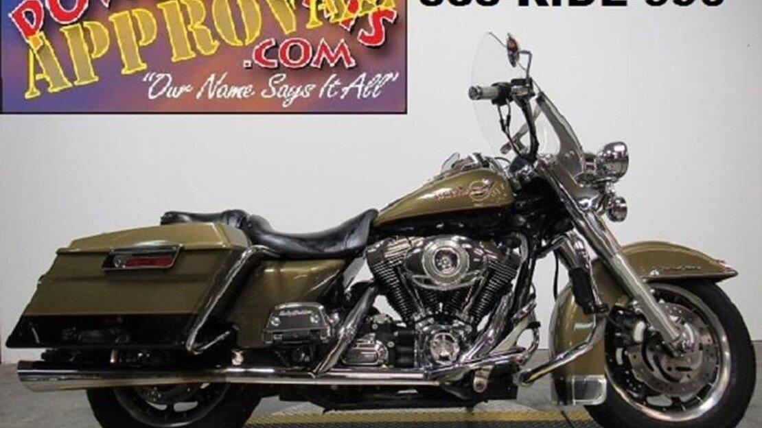 2007 Harley-Davidson Touring for sale 200627344