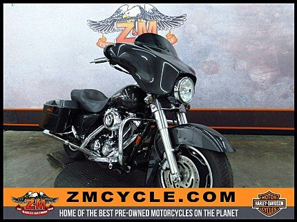 2007 Harley-Davidson Touring for sale 200478568