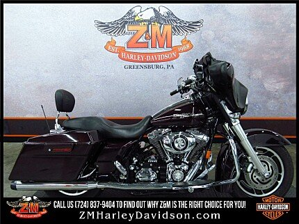 2007 Harley-Davidson Touring for sale 200505814