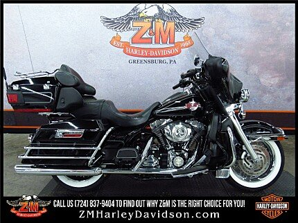2007 Harley-Davidson Touring for sale 200549232