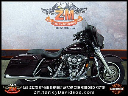2007 Harley-Davidson Touring for sale 200560008