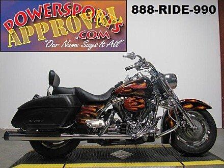2007 Harley-Davidson Touring for sale 200560280