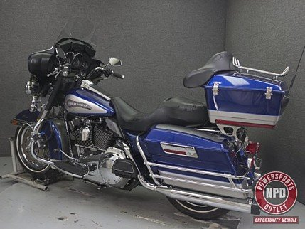 2007 Harley-Davidson Touring for sale 200610483