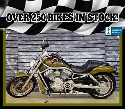 2007 Harley-Davidson V-Rod for sale 200449555