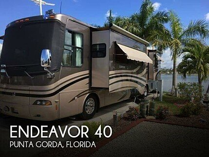 2007 Holiday Rambler Endeavor for sale 300130229