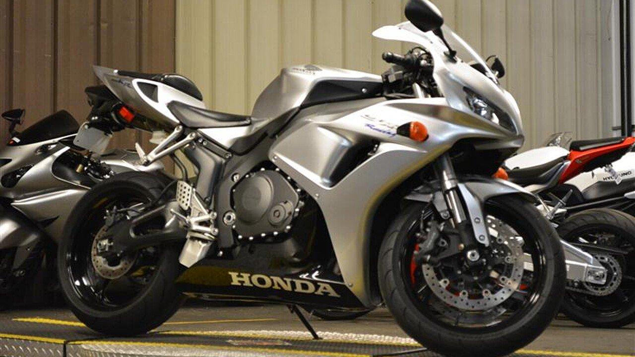 2007 Honda CBR1000RR for sale 200480560