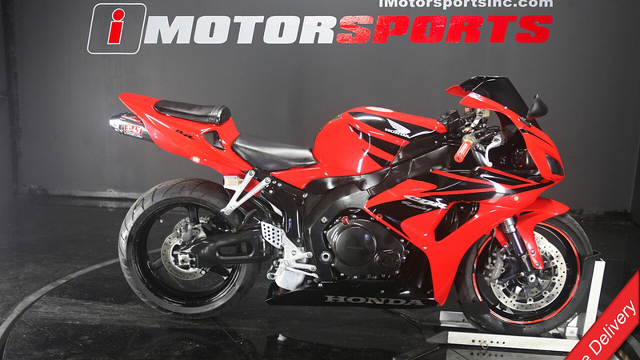 2007 Honda CBR1000RR for sale 200599079