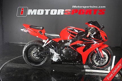 2007 Honda CBR1000RR for sale 200617072