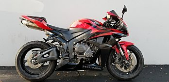 2007 Honda CBR600RR for sale 200523270