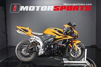 2007 Honda CBR600RR for sale 200638287