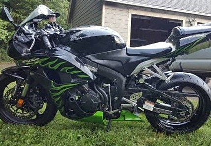 2007 Honda CBR600RR for sale 200484646