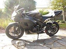 2007 Honda CBR600RR for sale 200506688