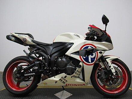 2007 Honda CBR600RR for sale 200545855