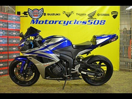 2007 Honda CBR600RR for sale 200600608