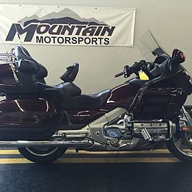 2007 Honda Gold Wing for sale 200372681