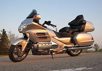2007 Honda Gold Wing for sale 200460483