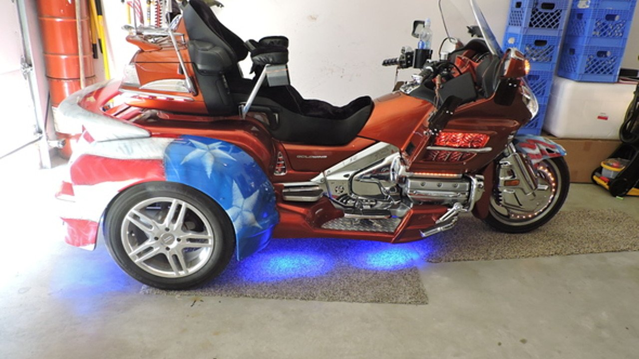 2007 Honda Gold Wing for sale 200499775