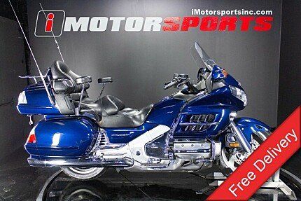 2007 Honda Gold Wing for sale 200567686