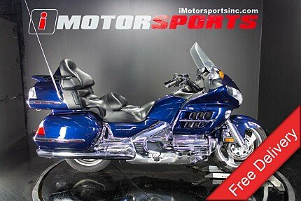 2007 Honda Gold Wing for sale 200589661