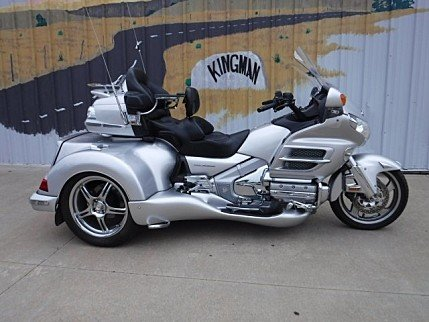 2007 Honda Gold Wing for sale 200630532