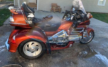 2007 Honda Gold Wing for sale 200639426
