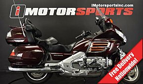 2007 Honda Gold Wing for sale 200642393
