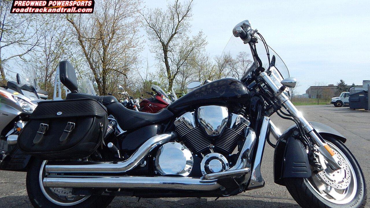 2007 Honda VTX1800 for sale 200457249