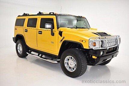 2007 Hummer H2 for sale 100852400