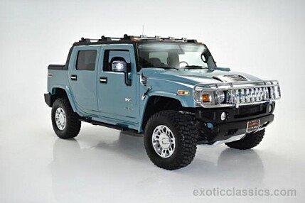 2007 Hummer H2 SUT for sale 100862521