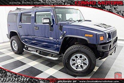 2007 Hummer H2 for sale 100943697