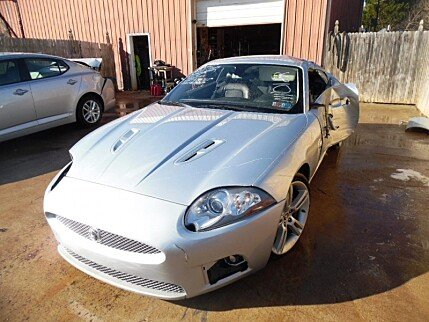 2007 Jaguar XK R Coupe for sale 100291562