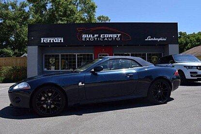 2007 Jaguar XK Convertible for sale 100999502