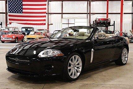2007 Jaguar XK Convertible for sale 101002448