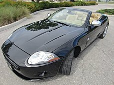 2007 Jaguar XK Convertible for sale 101014466