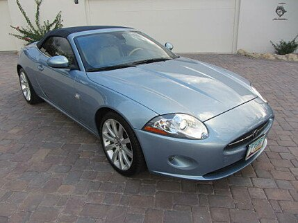 2007 Jaguar XK Convertible for sale 101023952