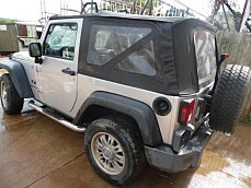 2007 Jeep Wrangler 4WD X for sale 100290115