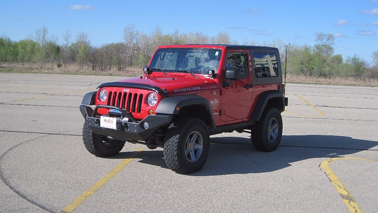 2007 Jeep Wrangler 4WD Rubicon for sale 100756216