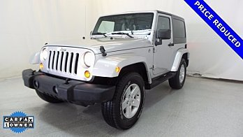 2007 Jeep Wrangler 4WD Sahara for sale 100908925