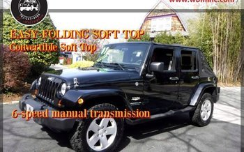 2007 Jeep Wrangler 4WD Unlimited Sahara for sale 100861201