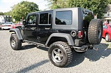 2007 Jeep Wrangler 4WD Unlimited Rubicon for sale 100883234